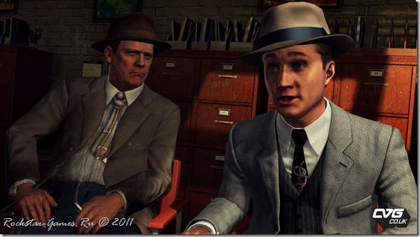 L.A. Noire на PC