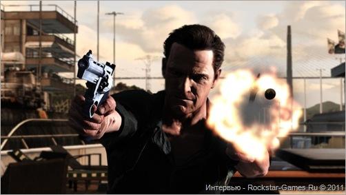 Интервью Max Payne 3