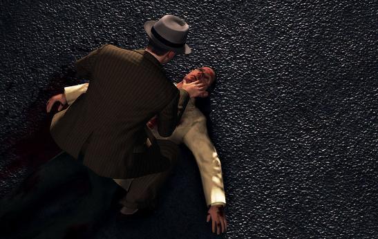 Купить или заказать компьютерную игру LA Noire (официально)