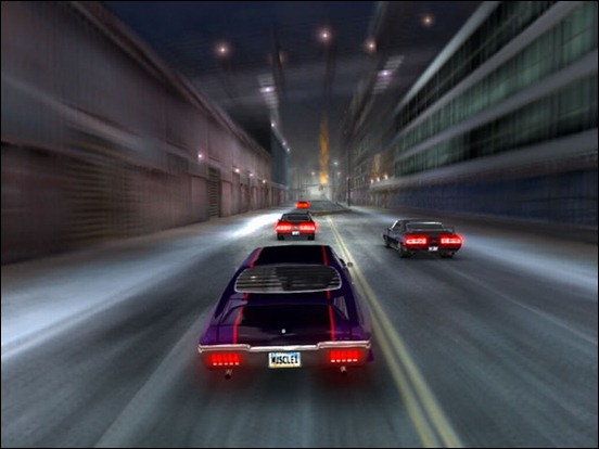 Screenshots Midnight Club 3 Dub Edition PC
