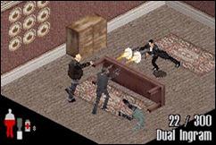 Max Payne на GBA