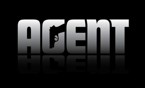 Логотип AGENT от Rockstar North