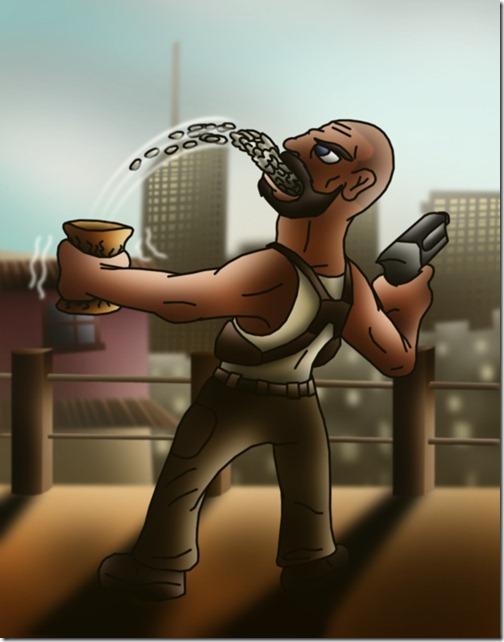 Фан-арты Max Payne 3