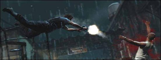 Замедление времени в Max Payne 3