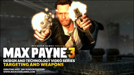 Видео о дизайне и технологиях Max Payne 3
