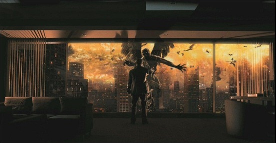 Сцены из фильма Макс Пейн