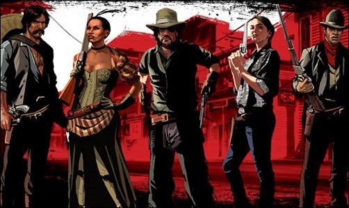 Red Dead Redemtion 2 в разработке