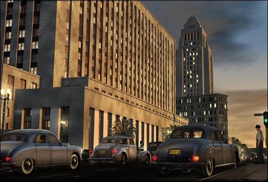 Карты пленок и автомобилей LA Noire