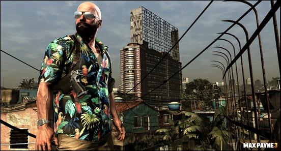 Первые скриншоты PC версии Max Payne 3