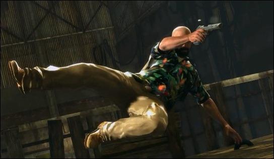 Официальный трейлер Max Payne 3 с русскими аннатациями