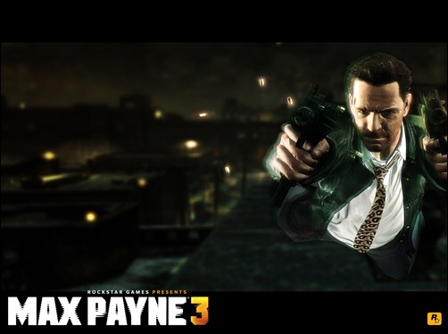Обои wallpapers Max Payne 3