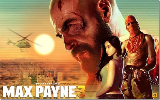 Max Payne 3 Обои Wallpapers