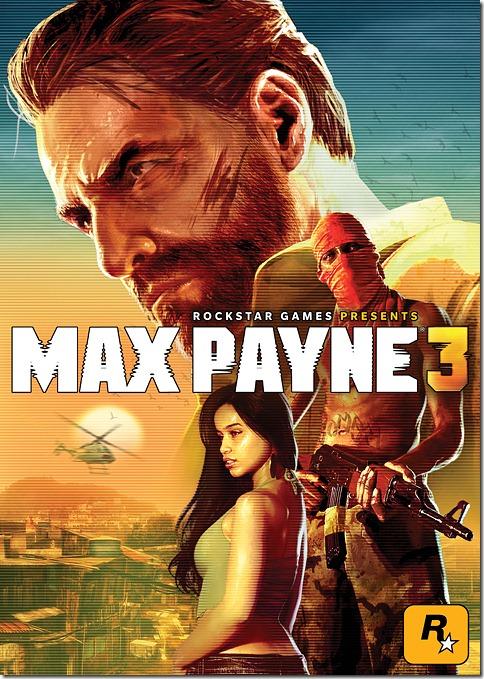 Обложка Max Payne 3 игры