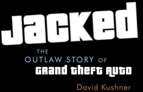 Книга Grand Theft Auto Jeaked
