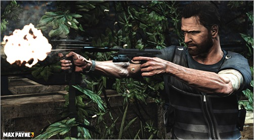 Рекламная компания Max Payne 3