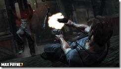 Официальные скриншоты Max Payne 3
