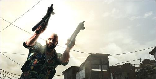 Оружие Max Payne 3 пистолеты-пулеметы SMGs