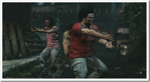 Max Payne 3 Досье Commando Sombra