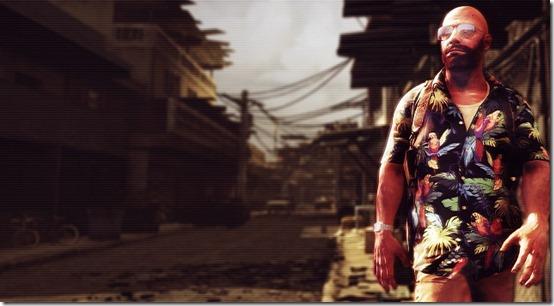 Max Payne 3 новые обои на рабочий стол