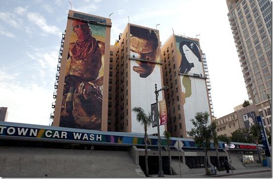 Реклама Max Payne 3