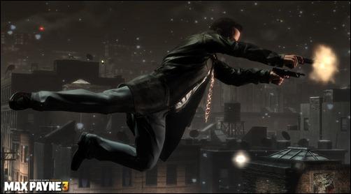 Экшн сцены Max Payne 3