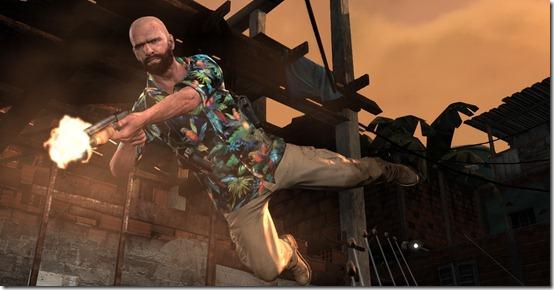Оружие в Max Payne 3 дробовики