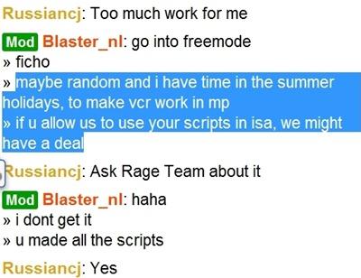 Vice City Rage Dev.